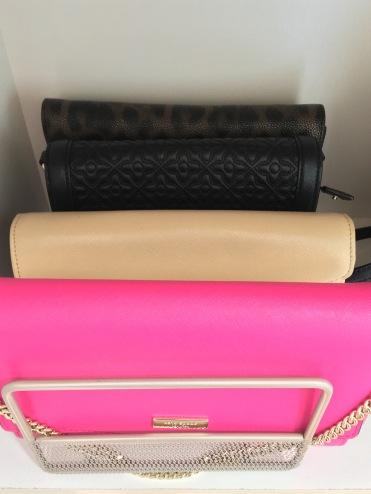 Handbag storage 3