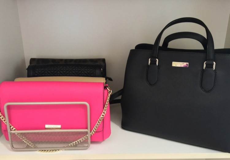 Handbag storage 4