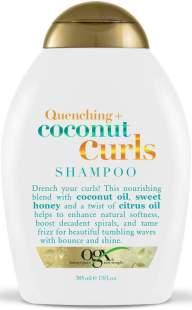 OGX Curly Hair Shampoo