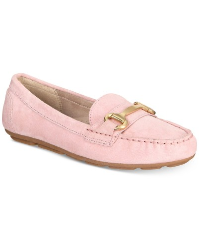 Pink loafers Macys